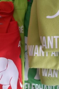 Sport clothing by I WANT AN ELEPHANT