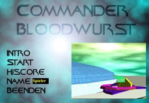 Commander Bloodwurst by GAG
