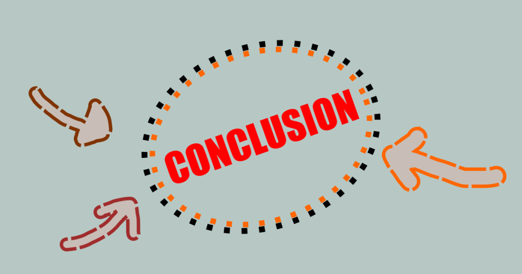Review site conclusion