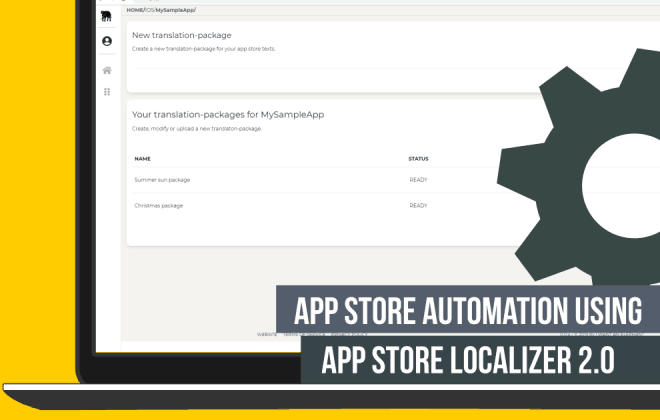 App Store Automation