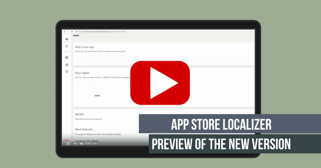 App Store Automation - Preview