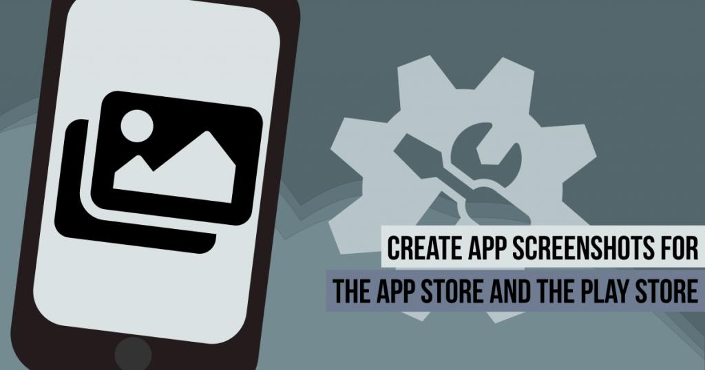 Create all your app screenshots