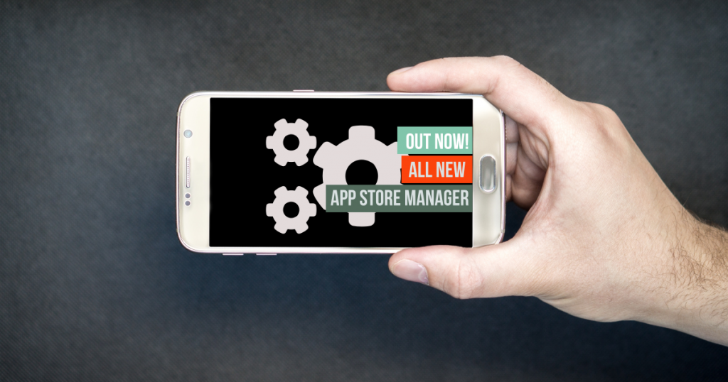 All new App Store Manager