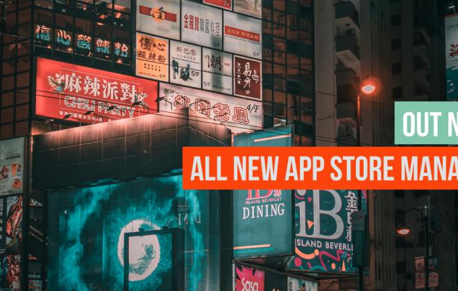 App Store Management