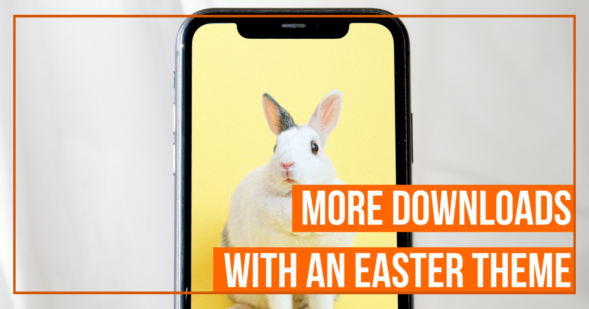 More Downloads with an Easter Special