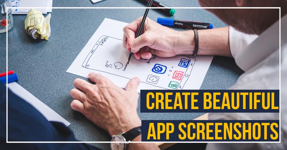 Create app screenshots
